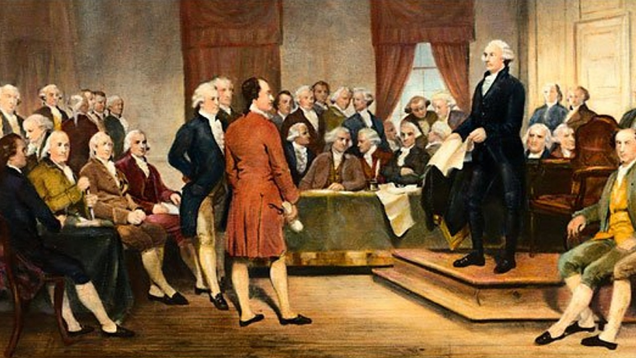 Would Our Founding Fathers Be Ashamed of Us?