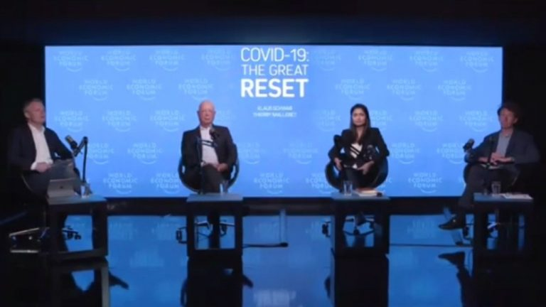 Short on Specifics, the World Economic Forum's 'Great Reset' Calls for Unelected Centralized Power