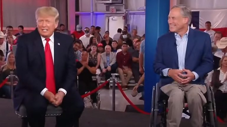 Texas Townhall with Trump and Abbott: Biden Administration's Border Policy is Institutionalized Lawlessness