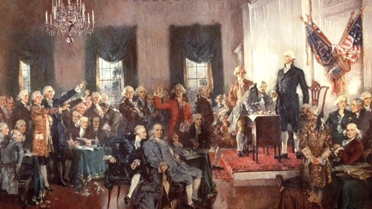 What Would Our Founding Fathers Think?